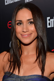 Meghan Markle opted for a sleek and trendy layered cut when she attended the Entertainment Weekly pre-SAG party.