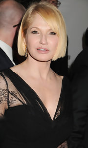 Ellen Barkin looked elegant with her sleek bob at the 2011 Tony Awards.