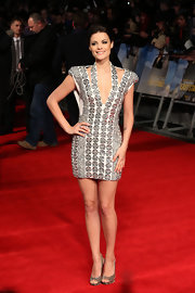 Wow, Jaimie Alexander owned the red carpet in this sparkly mini.