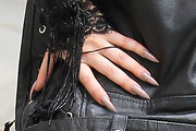 Don't cross Lady Gaga. She might just use these perfectly manicured nails as a weapon!
