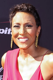 Robin Roberts attended the 2013 ESPY Awards wearing her hair in a boy cut.