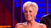 Kellie Pickler performed on 'Dancing with the Stars' wearing her hair in a mussed-up razor cut.