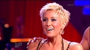 Kellie Pickler styled her hair into an edgy-chic razor cut for her 'Dancing with the Stars' performance.